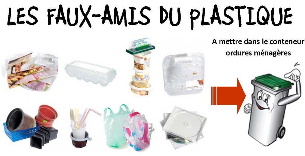 Top Le panier et la poubelle FV85